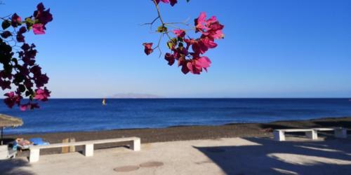 Kamari, Santorin