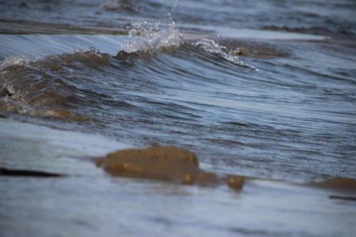 Wellen, Gruissan